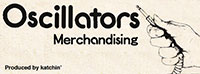Oscillators Merchandising